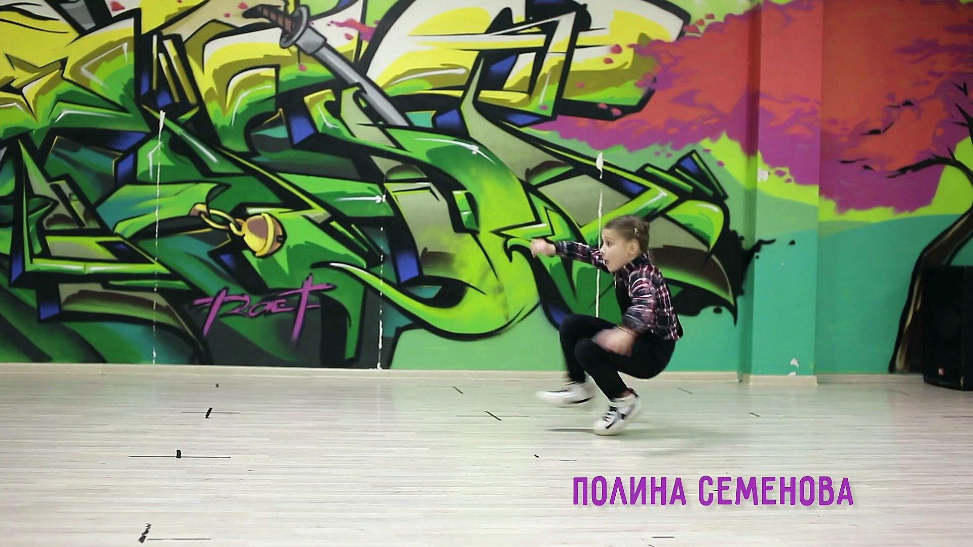 DANCE KIDS RUSSIA - Polina Semenova