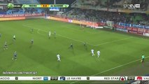 Gaetan Courtet Goal HD - Troyes 0-1 Auxerre - 09.12.2016_HD
