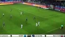 ES Troyes AC 1-1 AJ Auxerre - Tous Les Buts (9.12.2016) - Ligue 2