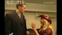 Trish Stratus, Stephanie, HHH, Vince McMahon, Billy Gunn, William Regal & Al Snow segments 2_8_2001
