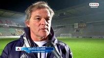 Interview Maurice Goldman (entraineur Belfort)