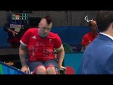 Table Tennis | GBR x GER | Men's Singles Class 5 | Rio 2016 Paralympic games
