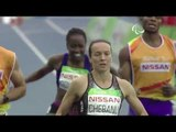 Athletics | Women's 100m - T12 Semi-Final 2 | Rio 2016 Paralympic Games