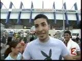 Foot brasil contre algerie journal 22 08 2007