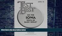 Pre Order Test Best ITBS: Test Workbook  Grade 4 (Level 10) STECK-VAUGHN On CD