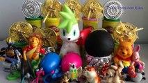 50.Winnie the Pooh,The Good Dinosaur,Rio 2,eggs with Surprise Toys,Surprise Eggs with Toys,toys videos