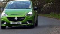 Vauxhall Corsa VXR 2015 review 04