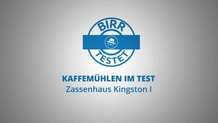 Birr testet: Kaffeemühle II - Zassenhaus Kingston