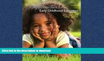 Download Approaches to Early Childhood Education 6th Edition