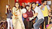 Divyanka Tripathis CRAZY DANCE With Adi And Ruhi