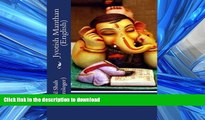 Read Book Jyotish Manthan (English): Guide for Vedic Astrology Full Book