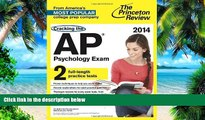 Buy NOW  Cracking the AP Psychology Exam, 2014 Edition (College Test Preparation) Princeton