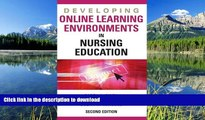 READ Developing Online Learning Environments, Second Edition (Springer Series on the Teaching of
