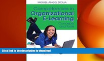 Pre Order Competencies in Organizational E-Learning Full Book