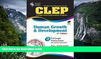 Online Patricia Heindel PhD CLEP Human Growth and Development 8th Ed. (CLEP Test Preparation) Full