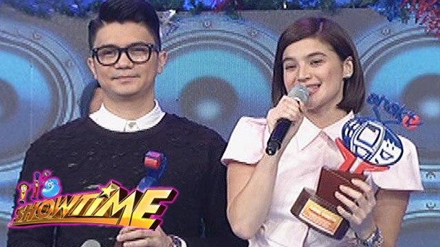 It's Showtime: It's Showtime wins Anak TV award