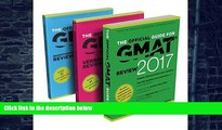 Buy NOW  The Official Guide to the GMAT Review 2017 Bundle + Question Bank + Video GMAC (Graduate
