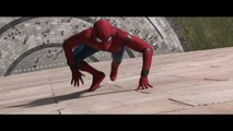 Robert Downey Jr, Marisa Tomei, Tom Holland In 'Spider-Man: Homecoming' First Trailer