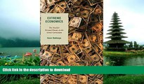 Hardcover Extreme Economics: The Need for Personal Finance in the School Curriculum On Book