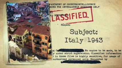 Italy 1943 Story Trailer de Sniper Elite 4