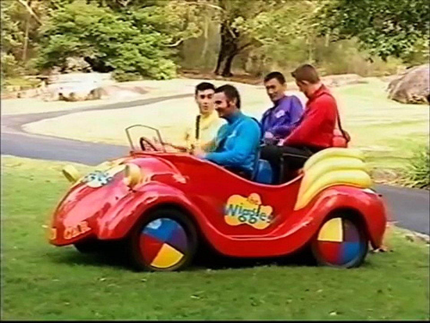 The wiggles video dailymotion