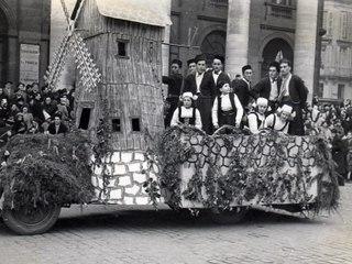 1947 et 1950 Carnaval