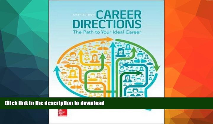 READ Career Directions: New Paths to Your Ideal Career