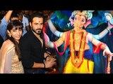 Emraan Hashmi & Wife Ganpati 2016 Visit Full Video HD