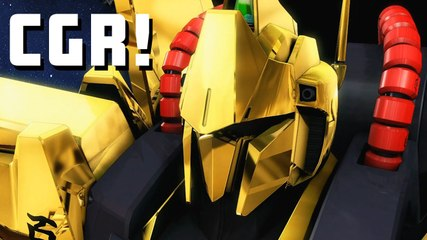 Classic Game Room reviews GUNDAM EXTREME VS for PlayStation 3