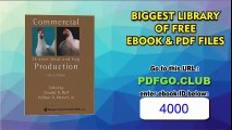 PDF Download] Commercial Chicken Meat and Egg Production [Download