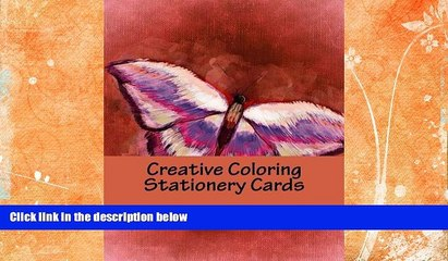 Best Price Creative Coloring Stationery Cards: The Adult Coloring Book of Cards Mandalas