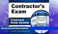 Read Book Contractor s Exam Flashcard Study System: Contractor s Test Practice Questions   Review