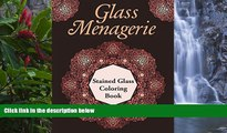 Online Speedy Publishing LLC Glass Menagerie: Stained Glass Coloring Book (Stained Glass Coloring