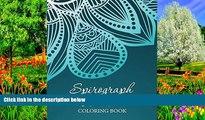 Buy Speedy Publishing LLC Spirograph Art Fun: Coloring Book (Spirograph Art and Art Book Series)