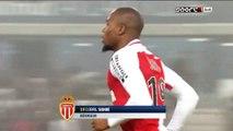 0-1 Djibril Sidibé Goal France  Ligue 1 - 10.12.2016 Girondins Bordeaux 0-1 AS Monaco