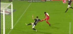 Falcao Goal Bordeaux 0-3 AS Monaco