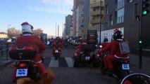 Les Motards-Pères Noël bordelais sont en route pour donner plus de 2000 cadeaux à des enfants malades