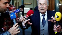 L'interview choc de Sepp Blatter