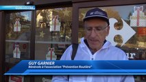 """Hautes-Alpes : """"Mon réveillon mode d'emploi"""" sensibilise les guillestrins à la sécurité routière"""