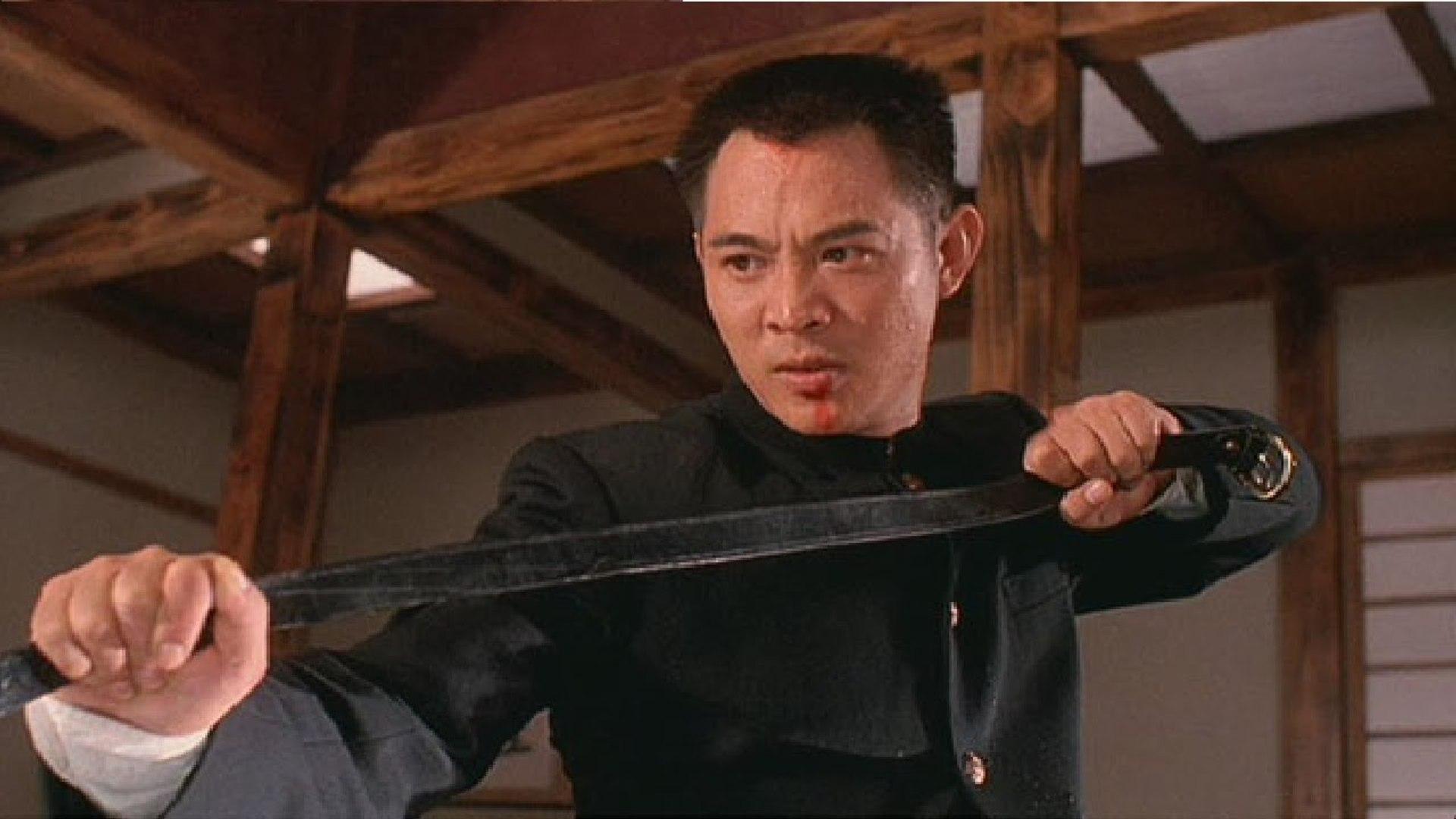 Action Movies Jet Li Fist of Legend 1994 Jet Li HD - video Dailymotion