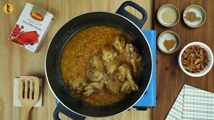 Hyderabadi Saadi Biryani Recipe