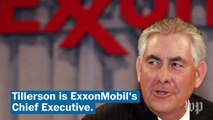Trump's Transition: Who is Rex Tillerson?
