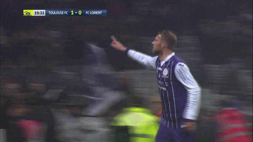 Le résumé de TFC/Lorient, 17ème journée de Ligue 1
