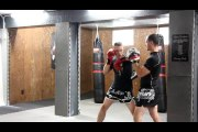 Tiger shadow muay thai boxe kickboxing laurentides coude