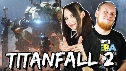 TITANFALL 2 - czy lepsze od oryginału? | ZAJEGRANIE