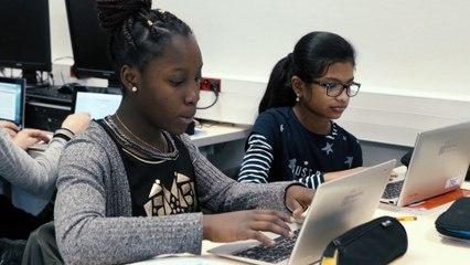 Le très haut débit pour l'éducation et l'apprentissage