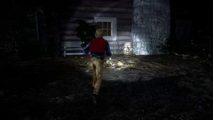 Cabin Exploration de Friday the 13th The Game