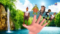 Animal Finger Family Collection Funny Cartoons For Children Nursery Rhymes Songs & kids Toddlers