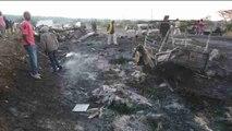 La explosión de un camión cisterna en Kenia deja al menos 40 muertos