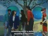 Megumi Misaki (Liveman) Diving Scene [1080p]